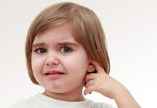 Ihre HNO Ärzte - Mittelohrentzüngung bei Kindern