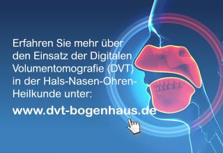 Ihre HNO Ärzte - Digitale Volumentomografie (DVT)