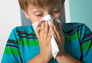 Ihre HNO Ärzte - Heuschnupfen und Allergien bei Kindern