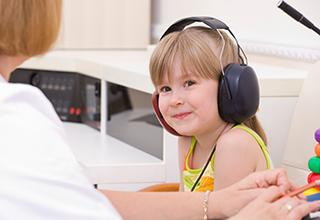 Ihre HNO Ärzte - Hörverlust bei Kindern